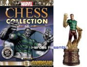 Marvel Chess Collection #68 Sandman Eaglemoss Publications